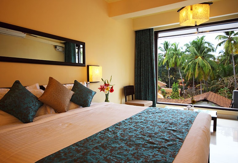 De Baga Deck Comforts, Calangute, Standard - kahden hengen huone, 1 suuri parisänky, Tupakointi kielletty, Vierashuone