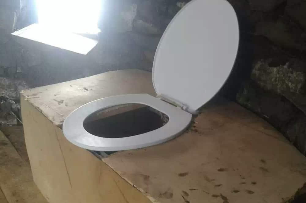 더블룸 또는 트윈룸, 금연 - 욕실