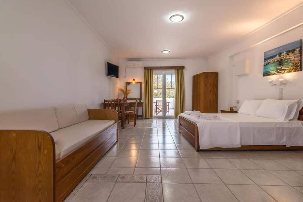 Comfort fyrbäddsrum - Utsikt från gästrum