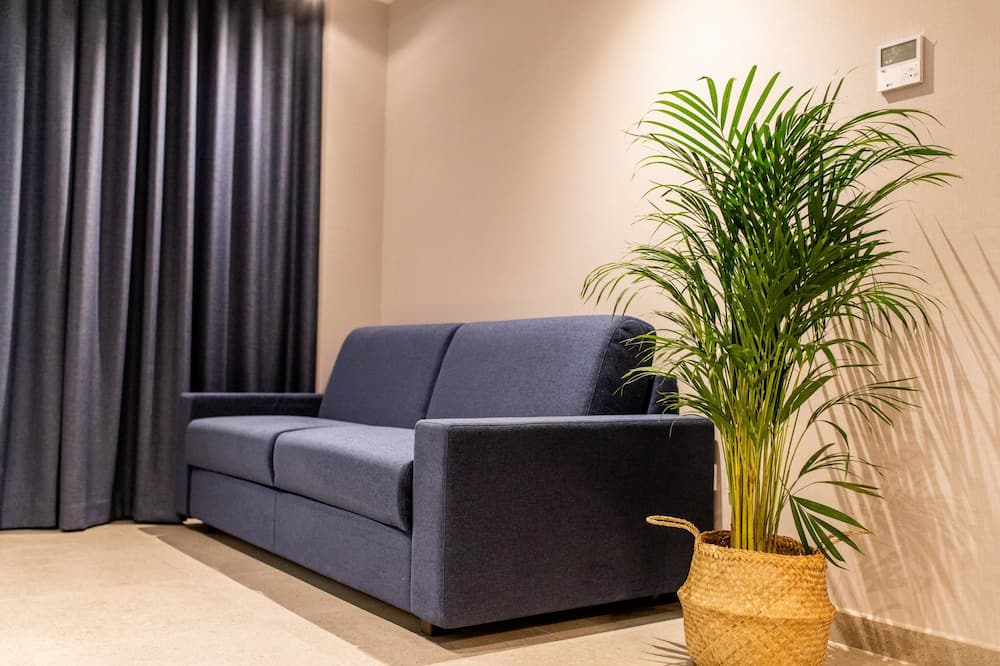 Dzīvokļnumurs, viena guļamistaba (3 Adults) - Dzīvojamā istaba