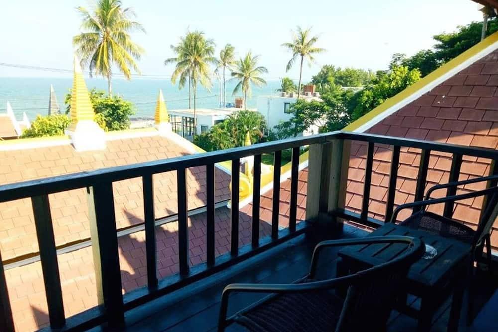 5 Bed Room Private Pool Villa Thai style - Balcony