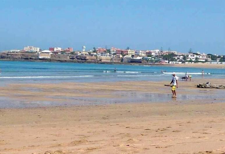 Résidence De l'Atlantique, Мохаммедия, Пляж