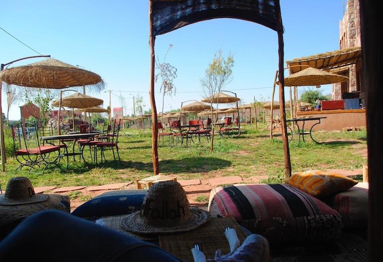 Dar El Fellah, Aghouatim, Terraza o patio