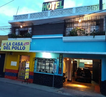 Guatemala City bölgesindeki Hotel El Mesón resmi
