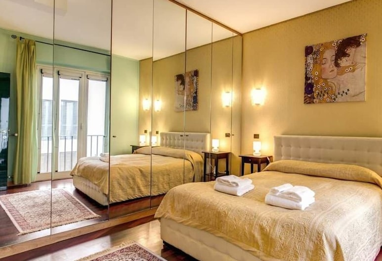 Elegant 2 bedrooms Campo dei Fiori, Rom, Apartment, 2 Bedrooms, Bilik