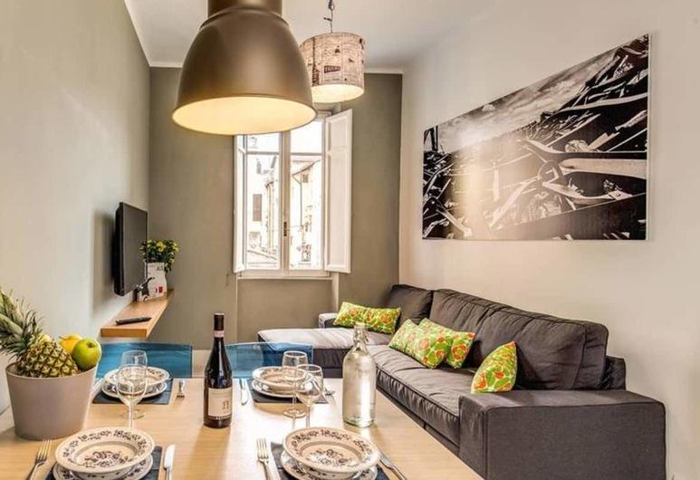 Monti - Coliseum 3 bedroom apartment, Roma, Apartemen, 3 kamar tidur, Area Keluarga