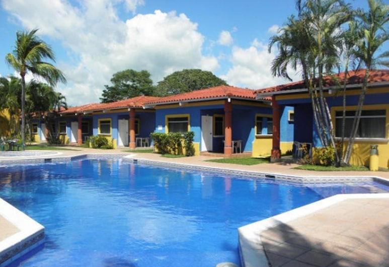 Hotel Costa Verde, Пуэрто-Сан-Хосе, Открытый бассейн