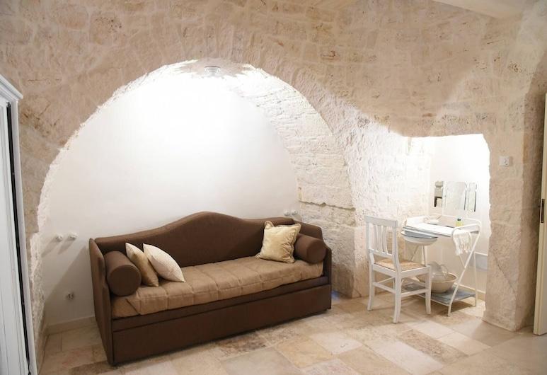 Trulli Stone Eyes, Alberobello, Living Room