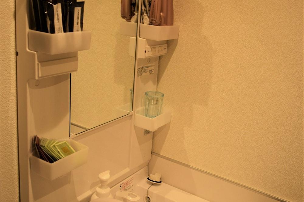 Appartement Confort - Équipement de la salle de bain