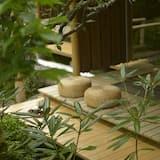 Traditionele driepersoonskamer (Japanese-style) - Balkon