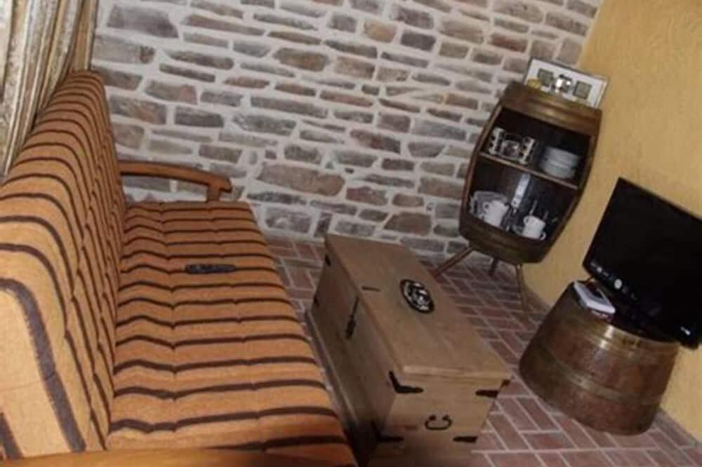 Domek, 1 ložnice - Obývací pokoj