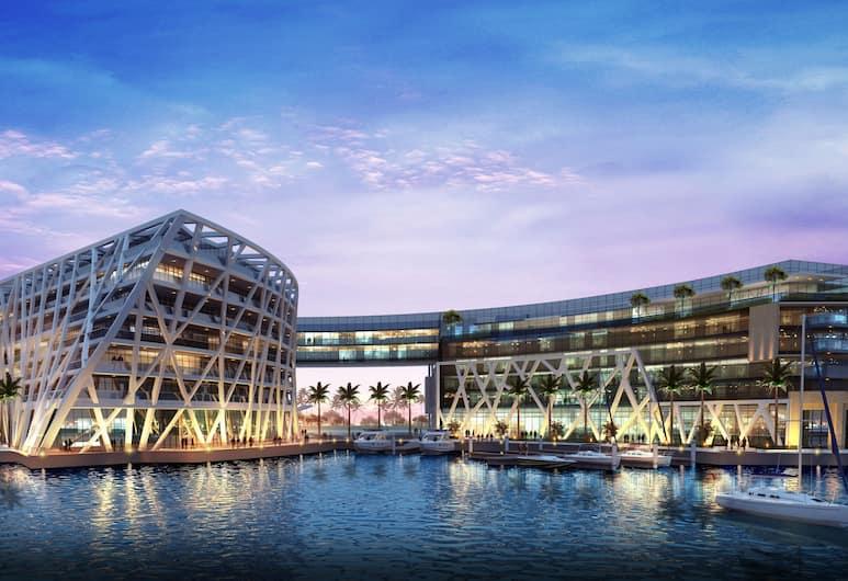 The Abu Dhabi Edition, Abu Dhabi, Exterior