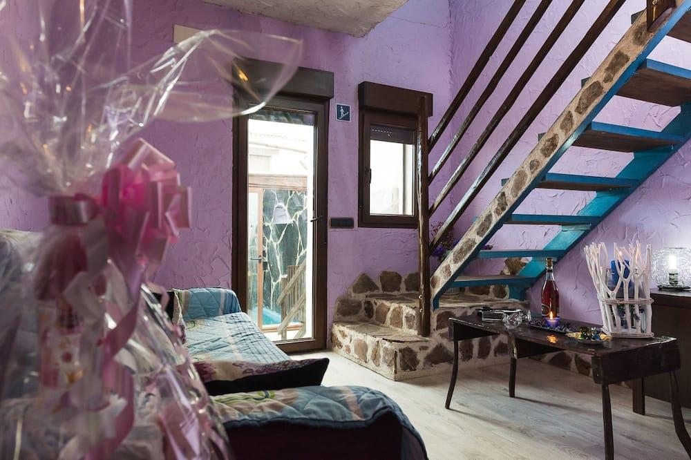 Huis, 1 slaapkamer - Woonruimte
