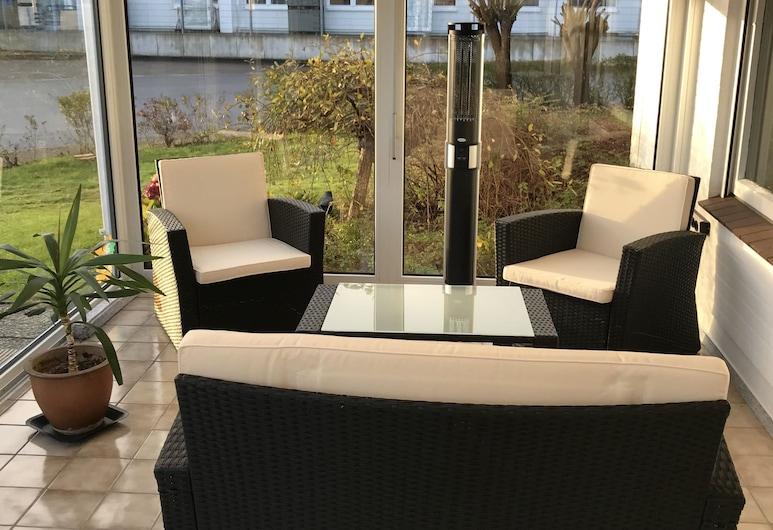 Maxbed, Flensburg, Salón lounge del hotel