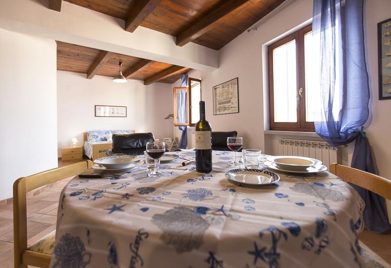 DeRy Alghero Holiday, Alghero, Appartamento, 2 camere da letto (Deluxe 57), Area soggiorno