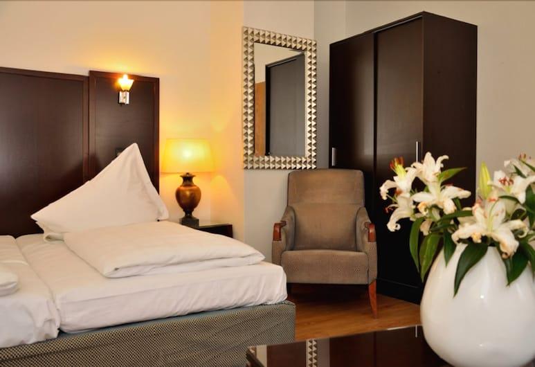 Hotel Restaurant Arche, Stuttgart, Double Room, Shared Bathroom, Guest Room