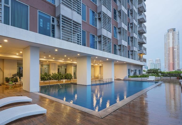 ZEN Rooms 8 Adriatico Manila, Μανίλα, Εσωτερική/εξωτερική πισίνα