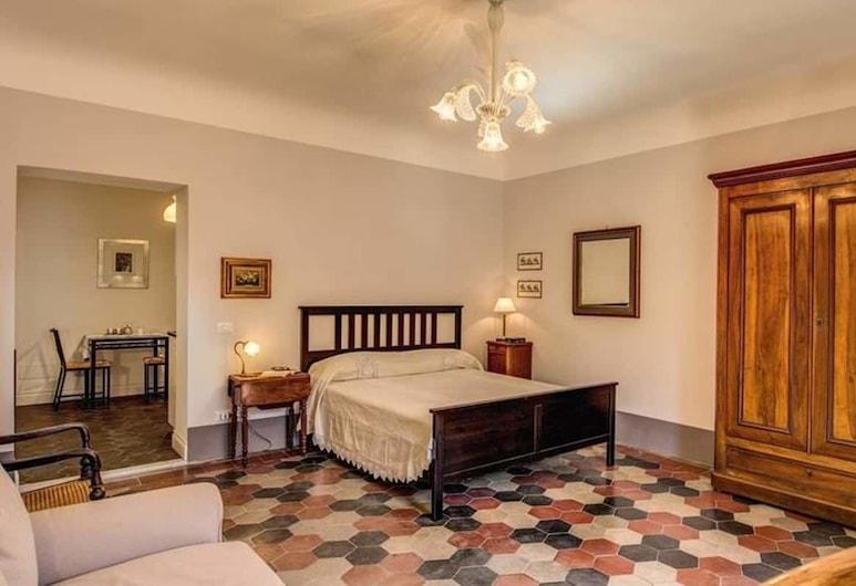 Principe Amedeo 1, Rom, Apartment, 1 Bedroom, Bilik