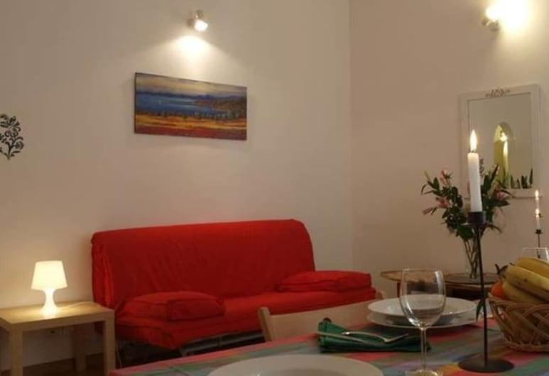Cappellari 3 Campo de Fiori, Rom, Lejlighed - 1 soveværelse, Opholdsområde