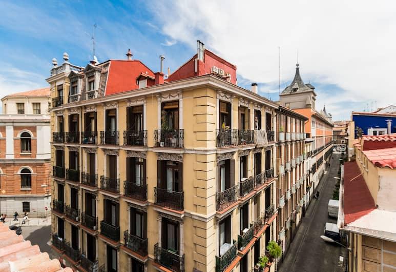 Home Club Álamo Apartments, Madrid, Apartment, 1 Schlafzimmer (Álamo I), Ausblick vom Zimmer