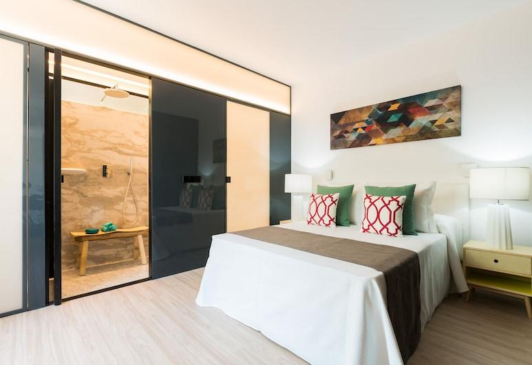 هوم كلوب ألامو أبارتمنتس, مدريد, شقة - غرفة نوم واحدة - بحمامين (Álamo IV), الغرفة