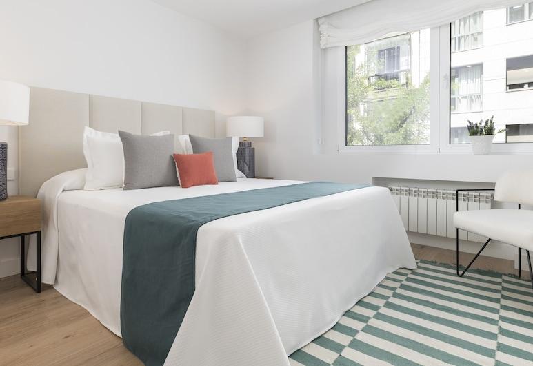 Home Club Hermosilla XIX, Madryt, Apartament, 3 sypialnie, widok na miasto, Pokój