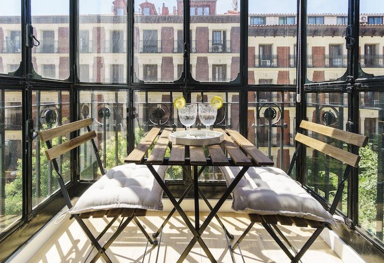 Home Club Jorge Juan VII, Madrid, Apartment, 2Schlafzimmer, 2 Bäder, Balkon