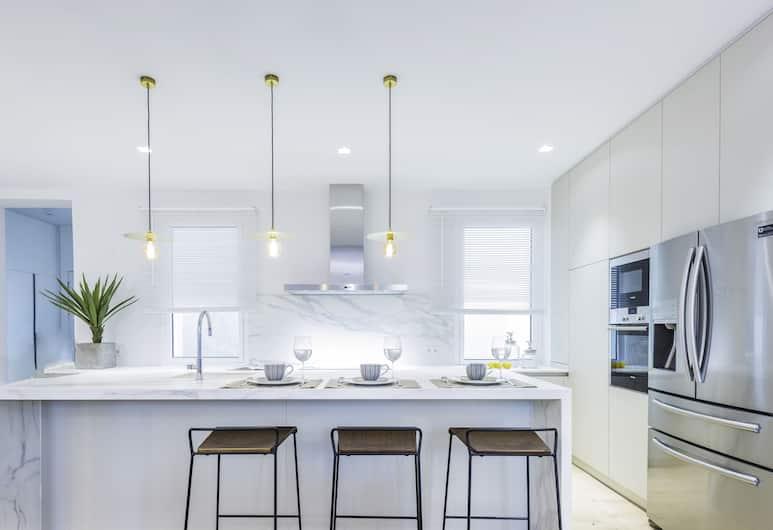 Home Club Lagasca XVIII, Madryt, Apartament, 3 sypialnie, 2 łazienki, Prywatna kuchnia