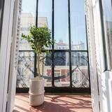 公寓, 4 間臥室, 露台, 城市景 - 露台
