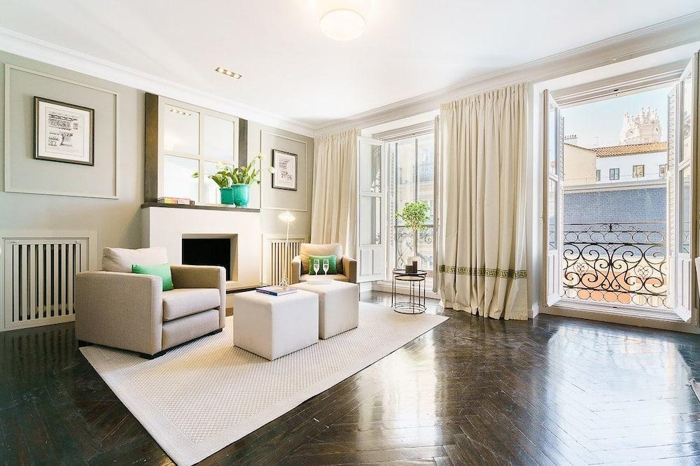 公寓, 4 間臥室, 露台, 城市景 - 客廳
