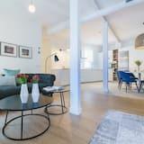 Appartement, 2 slaapkamers, 2 badkamers - Woonkamer