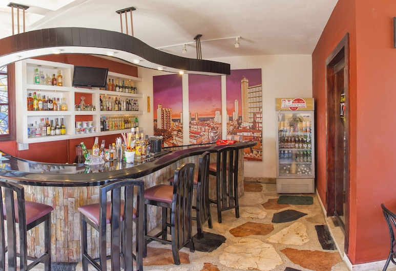 Penthouse Vedado, Havana, Bar Hotel