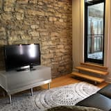 Contemporary Loft Style Apartment in the Heart of Historic Downtown Lawrence KS