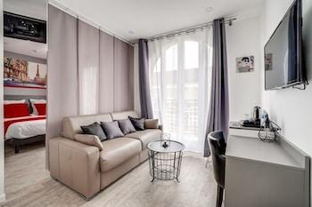 Фото Paris hôtel у місті Кліші