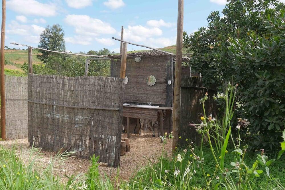 Habitación básica, 3 camas individuales - Regadera en el baño