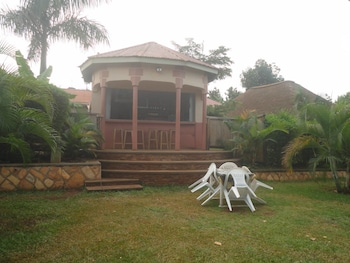 A(z) Palm Gardens and Guest House hotel fényképe itt: Kampala