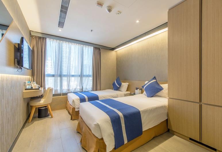 Lumine Hotel, Kowloon, Superior Twin Room, Guest Room