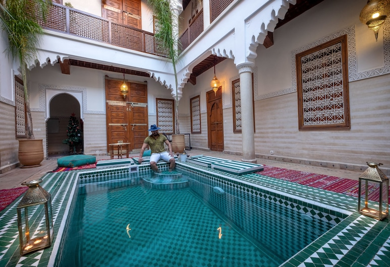 Riad Ali Baba, Marrakech, Pool