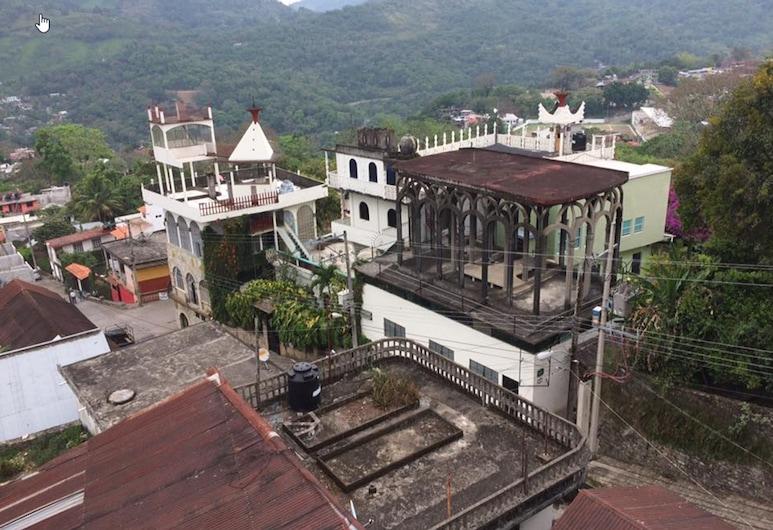 Hotel Casa Mañana Xilitla, Xilitla, Habitación doble económica de uso individual, Vista de la habitación