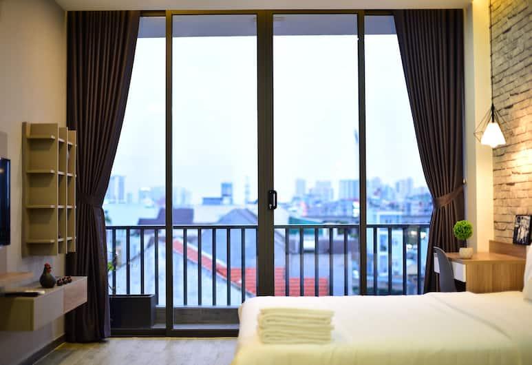 Karta Riverview Apartment, Ho Chi Minh City, Minimalist Studio - Mekong 101, Room