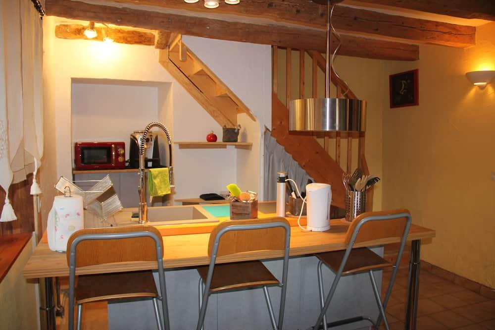 Kamar Double Standar, 1 Tempat Tidur Queen, non-smoking - Dapur bersama