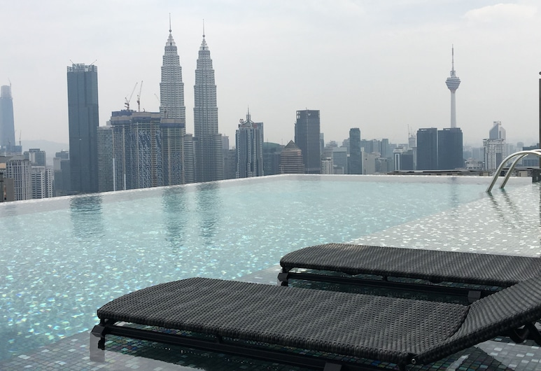 Expressionz Professional Suites by KL101, Kuala Lumpur, Outdoor Pool