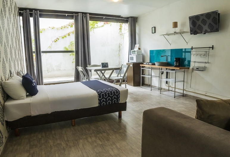 Gold 227, Mexico City, Deluxe Double Room, Guest Room