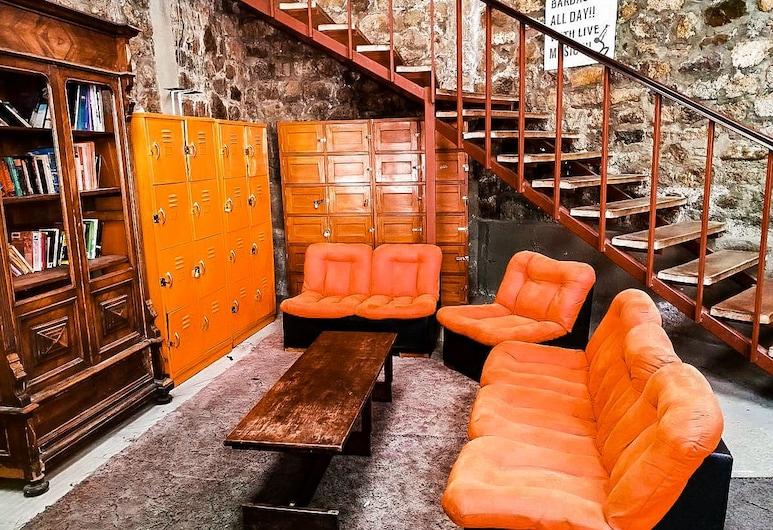 Wooden Wasi Hostel, La Paz, Bar do Hotel