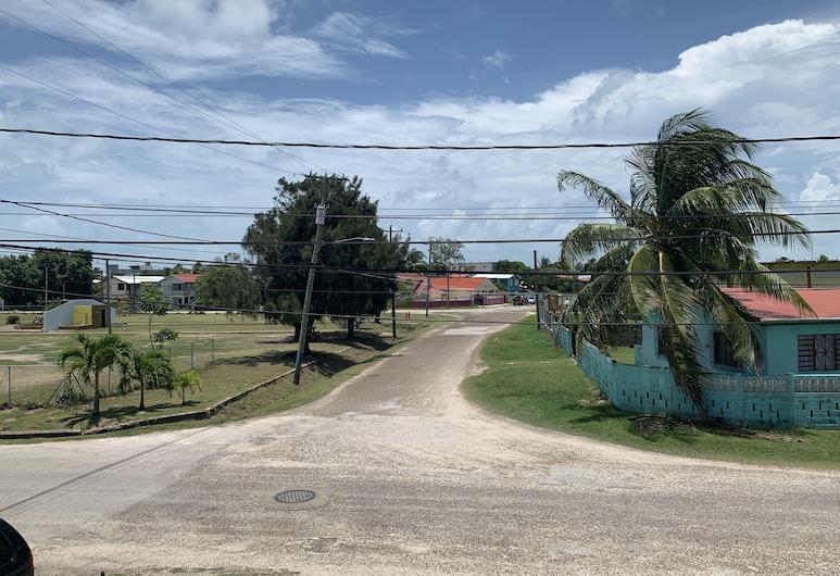 Park View Villas, Ciudad de Belice, Terraza o patio