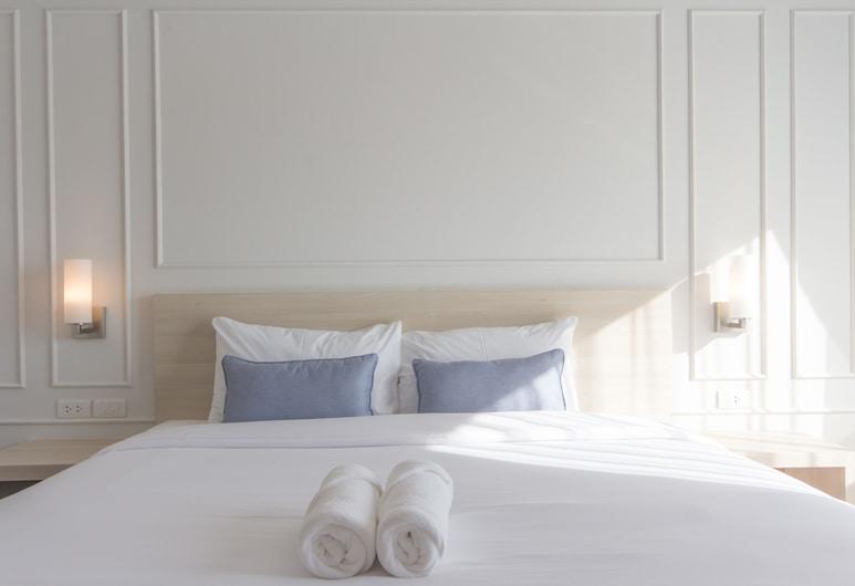 當陳大酒店, 清邁, 高級客房, 1 張特大雙人床, 客房