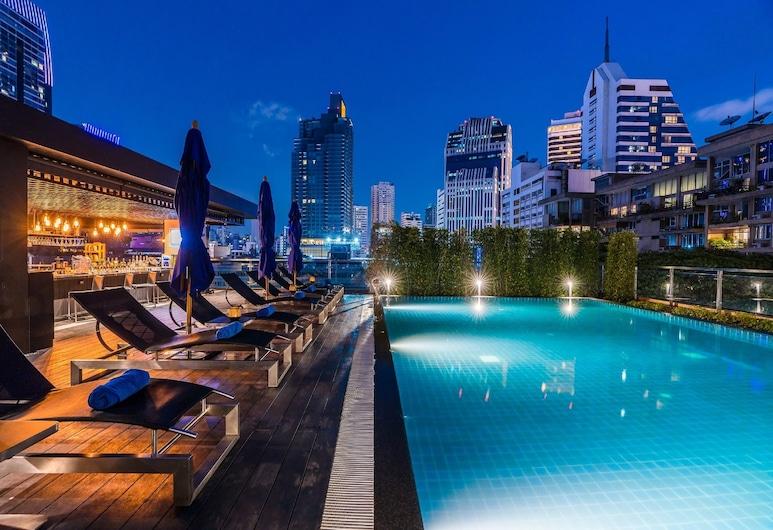 The Key Premier Sukhumvit by Compass Hospitality  , Bangkok, Outdoor Pool