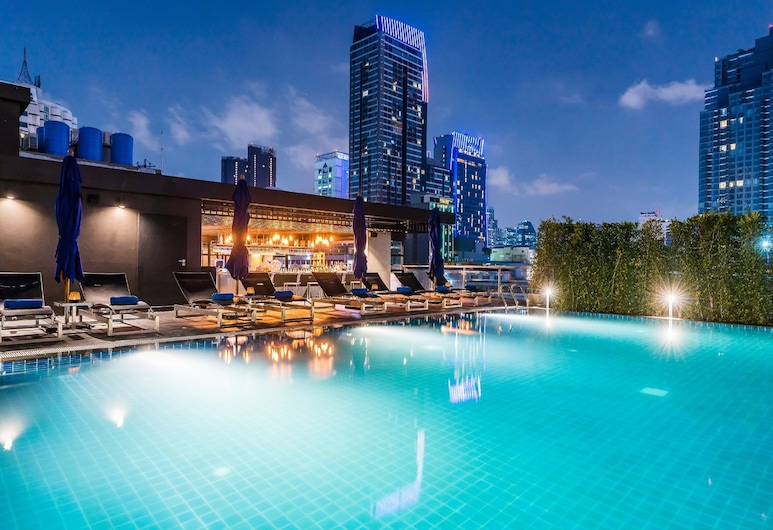 The Key Premier Sukhumvit by Compass Hospitality  , Bangkok, Medence