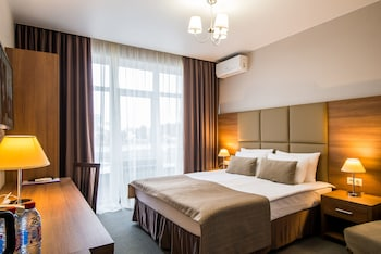 Foto van River Star Hotel in Adlerski