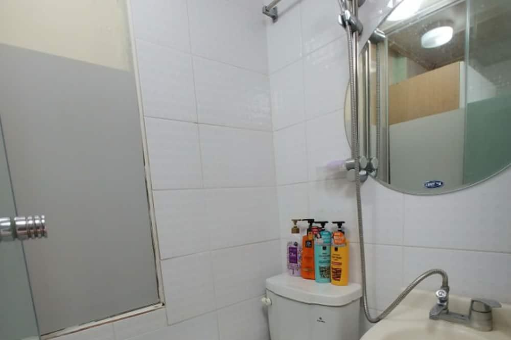 Štúdio typu Basic, 1 jednolôžko - Kúpeľňa